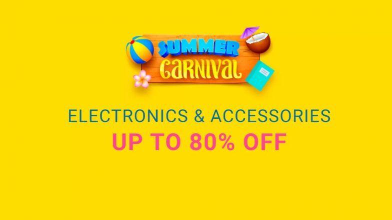 Flipkart Summer Carnival Sale: फ्लिपकार्ट समर कार्निव्हल सेल अंतर्गत 'या' स्मार्टफोन्सवर मिळत आहे घसघशीत सूट
