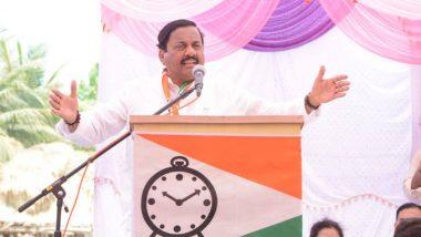Sunil Tatkare Tests COVID Positive: राष्ट्रवादी कॉंग्रेस खासदार सुनील तटकरे यांना कोरोनाची लागण; मुंबई मध्ये रूग्णालयात दाखल