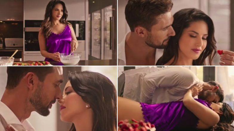 Sunny Leone Condom Ad: सनी लिओनी हिच्या बोल्ड मॅनफोर्स कंडोम जाहिरात व्हिडिओने सोशल मीडियात धुमाकूळ (Viral Video)