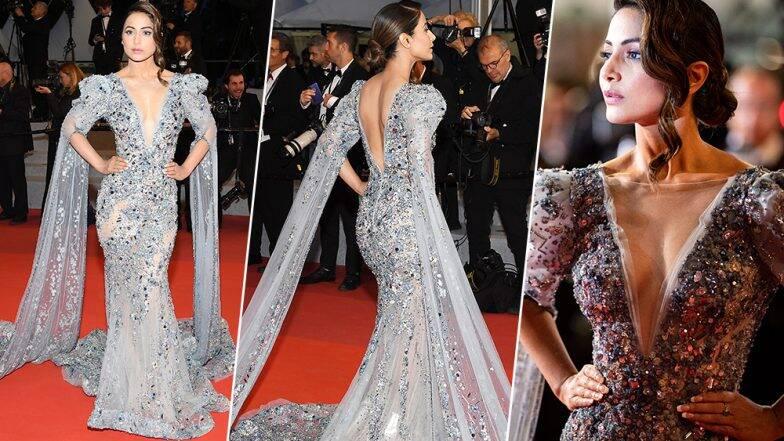 Cannes Film Festival 2019: कान्स महोत्सवामध्ये मादक पेहरावात हीना खान चा जलवा, जाणून घ्या कधी सामील होतील ऐश्वर्या, दीपिका, कंगना आणि प्रियंका