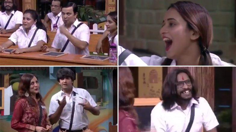 Bigg Boss Marathi 2 Day 17 Episode Preview:बिग बॉस च्या घरात भरणार बाराखडीची शाळा, घरातील स्पर्धक विद्यार्थी बिचुकलेंच्या आणणार नाकी नऊ
