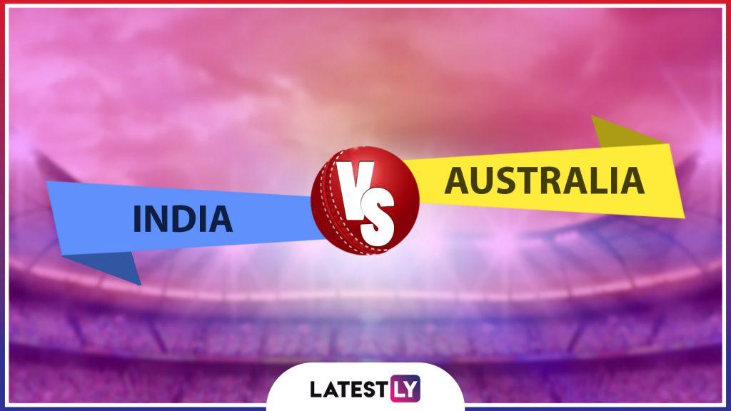 Live Cricket Streaming of India vs Australia ICC World Cup 2019: भारत विरुद्ध ऑस्ट्रेलिया लाईव्ह सामना आणि स्कोर पहा Star Sports आणि Hotstar Online वर