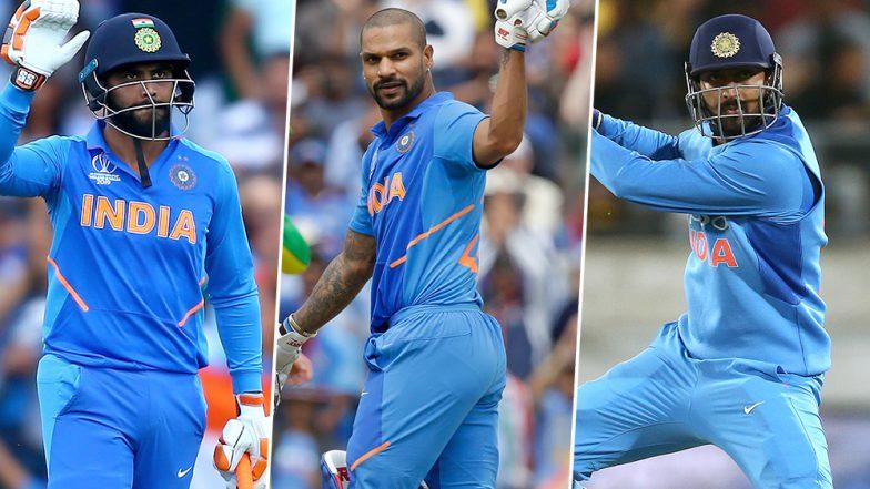 ICC World Cup 2019: हे 3 Players करू शकतात दुखापतग्रस्त शिखर धवन ला भारतीय संघात Replace