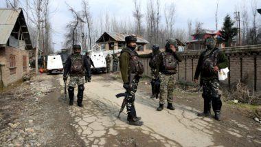 जम्मू काश्मीर मध्ये सुरक्षा दलाचा पराक्रम, शोपियान मध्ये चार दहशवाद्यांना घातलं कंठस्नान