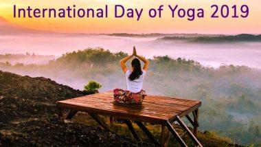 International Yoga Day 2019: यंदाचा जागतिक योगदिन 'Yoga For Heart' थीमवर; रांची मध्ये पंतप्रधान नरेंद्र मोदी साजरा करणार योगा डे!