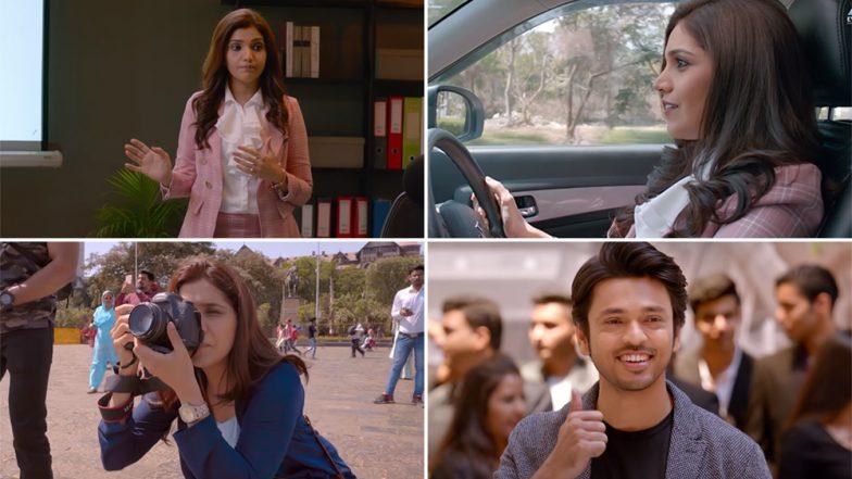 Smile Please Shwaas De Song: मुक्ता बर्वे आणि ललित प्रभाकर यांच्या 'स्माईल प्लिज' सिनेमातील 'श्वास दे' गाणे रसिकांच्या भेटीला! (Watch Video)