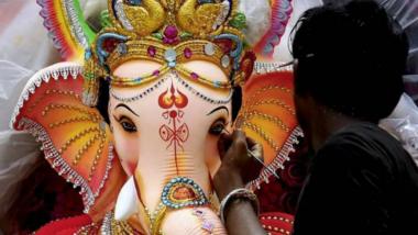 Ganeshotsav 2019: मंडळांना ऑनलाईन परवानगी घेण्याची सुविधा, 19 ऑगस्ट पर्यंत 'या' संकेतस्थळावर करता येणार अर्ज