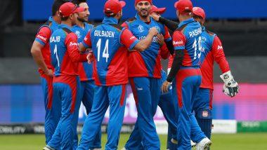 ICC World Cup 2019: ENG vs AFG मॅच आधी भांडणात अडकले अफगाण संघातील अज्ञात सदस्य, चौकशी सुरु