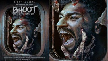 'Bhoot: Part One - The Haunted Ship' फर्स्ट लूक रिलीज, चित्रपटाच्या चित्रीकरणादरम्यान अभिनेता विक्की कौशलला पडले होते 13 टाके