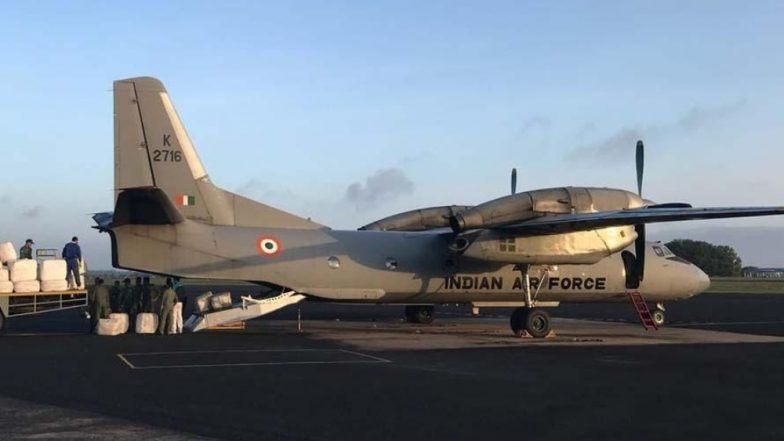 AN-32 विमान दुर्घटनेत सर्व 13  जणांचा मृत्यू; मृतदेह जोरहाट येथे घेऊन जाण्याचा वायुसेनेचा निर्णय