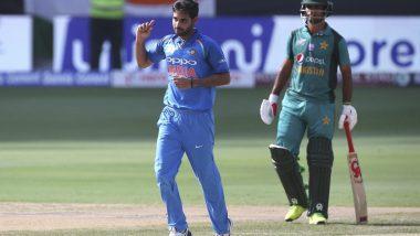 India vs Afghanistan, CWC 2019: भुवनेश्वर कुमार 2 ते 3 सामन्यांमधून बाहेर, या गोलंदाजाला मिळू शकते संधी