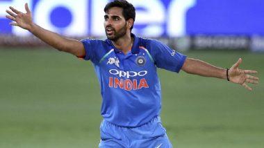IND vs WI 2019 ODI: भुवनेश्वर कुमार याला पुन्हा झाली दुखापत, वेस्ट इंडिजविरुद्ध वनडे मालिकेतून बाहेर पडण्याची शक्यता