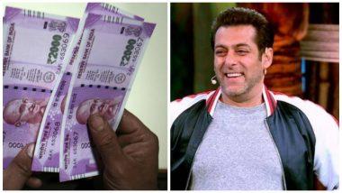 BIGG BOSS 13 : बिग बॉस शो होस्ट करण्यासाठी Salman Khan किती पैसे घेणार? रक्कम घ्या जाणून
