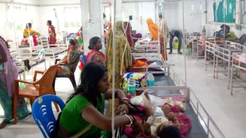 बिहारमध्ये 'चमकी' तापाचे थैमान; 20 दिवसांत 60 जणांचा मृत्यू, औषध शोधून काढण्यात डॉक्टर अपयशी