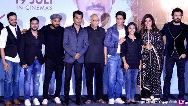 Smile Please Trailer Launch: किंग खान शाहरुखच्या उपस्थितीत रंगला 'Smile Please' चा ट्रेलर लाँच सोहळा