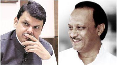 महाराष्ट्रात राष्ट्रपती राजवट अखेर संपली! देवेंद्र फडणवीस मुख्यमंत्री तर, अजित पवार यांनी घेतली उपमुख्यमंत्रीपदाची शपथ