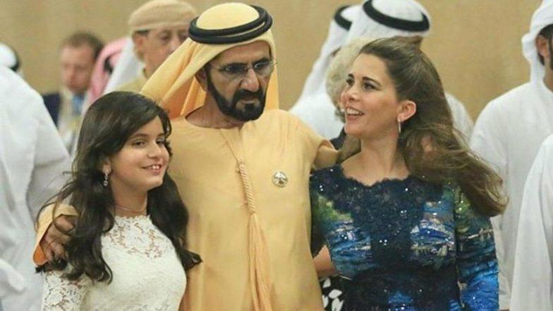 दुबई च्या राजाची बायको 271 कोटी आणि दोन मुलांना घेऊन देश सोडून पळाली; संसारात खुश नसल्याने 'हया'ला हवा आहे घटस्फोट