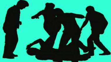 नाशिक: तरुण-तरुणींच्या गटात 'फ्री स्टाईल' हाणामारी; सिडको कॉलेज परिसरातील घटना सीसीटीव्हीत कैद