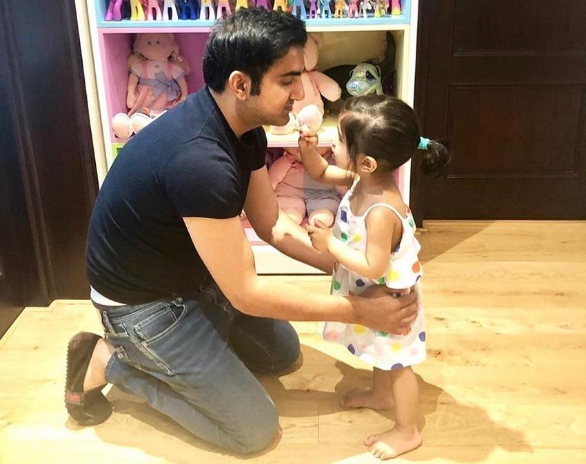 Happy Birthday Anaiza: गौतम गंभीर ने खास 'Mankad' स्टाईल मध्ये दिल्या लेक अनीझाला वाढदिवसाच्या शुभेच्छा, (View Post)