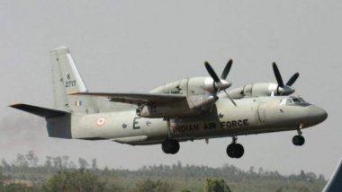 भारतीय वायुदलाच्या बेपत्ताIAF AN-32 विमानाचे अवशेष सापडले