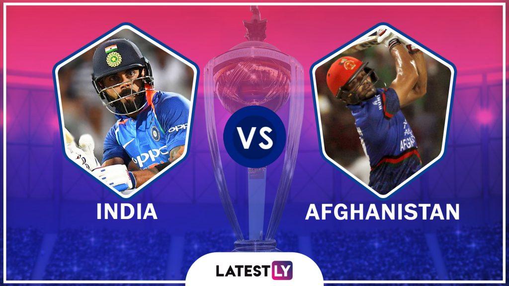India vs Afghanistan Live Streaming on DD Sports and Prasar Bharti for Free: रेडिओ वर लूटा IND vs AFG एजबस्टन सामन्याचा LIVE आनंद