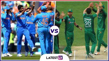 IND vs PAK, ICC World Cup 2019: पाकिस्तानी ने टॉस जिंकला, पहिले गोलंदाजी करणार; विजय शंकर चा Debut