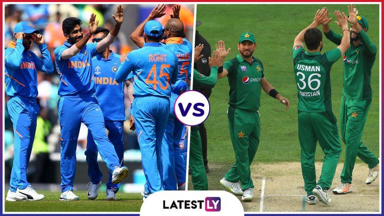 ICC Cricket World Cup 2019: विश्वकप मध्ये पुन्हा होऊ शकते भारत-पाकिस्तान लढत, जाणून घ्या कारण