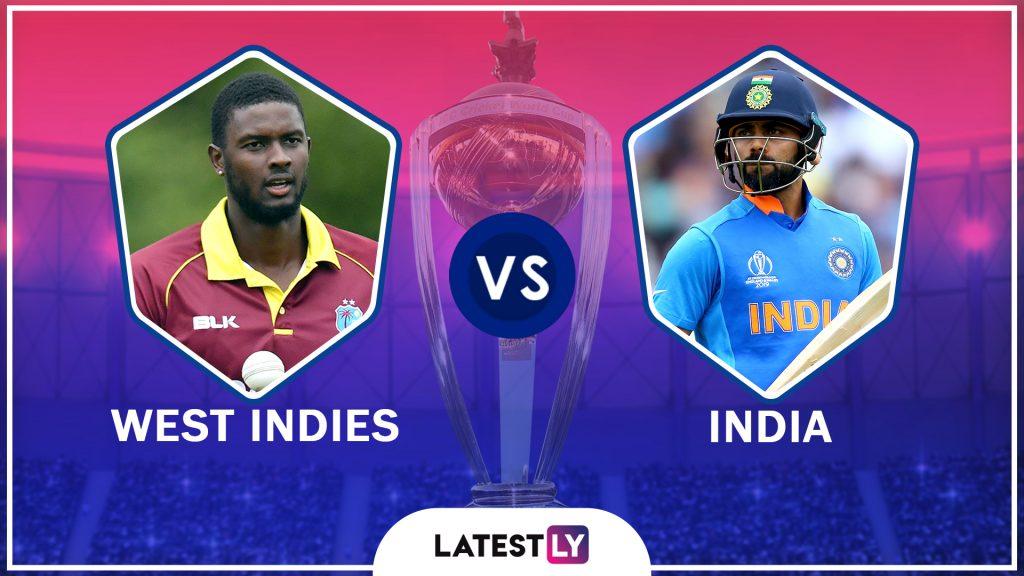 IND vs WI, CWC 2019: टीम इंडियाचा टॉस जिंकून बॅटिंगचा निर्णय; संघात कोणताही बदल नाही