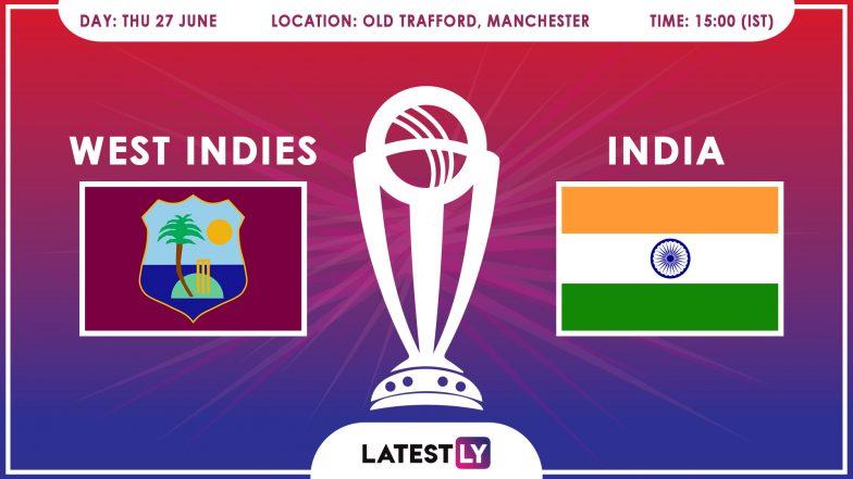 IND vs WI, ICC World Cup 2019: टीम इंडिया च्या विजयी रथात पावसाचा खोडा? जाणून घ्या Manchester मधील हवामानाचा अंदाज