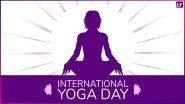 International Yoga Day 2021: चित्रपट प्रभागातर्फे आजच्या योग दिनानिमित्त योगाभ्यासाचं महत्त्व  सांगणार्या लघुपट प्रभागाचं संकेतस्थळ आणि युट्युब चॅनलवरुन होणार प्रसारण