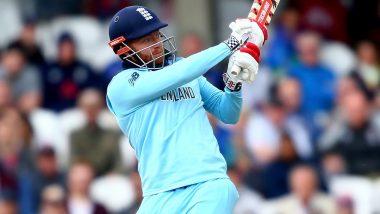 India vs England, CWC 2019: जॉनी बेअरस्टो चे शतक, जेसन रॉय 66 धावा करत तंबूत