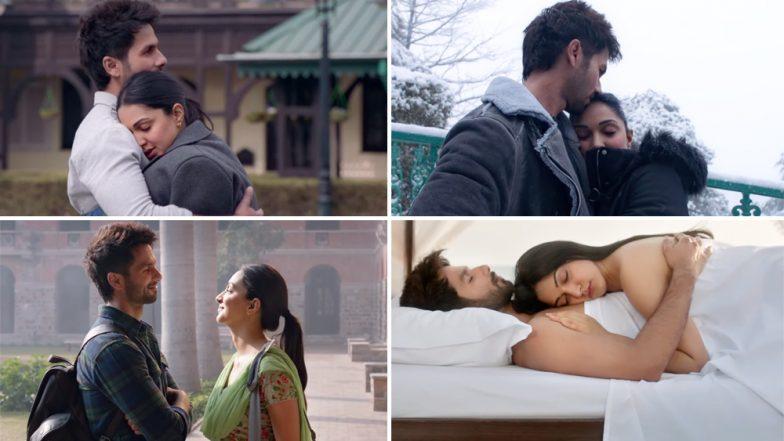 'Kabir Singh' Movie Mere Sohneye Song:गुलाबी प्रेमाचा नवा रंग घेऊन आलय कबीर सिंह चित्रपटातील 'मेरे सोनेया' गाणे, तुम्ही ऐकलं का?