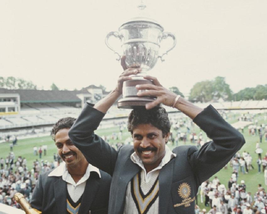 ICC World Cup : एक रेकॉर्ड असाही! कपिल देव यांच्या 1983 मधील या विक्रमाची ICC ने नोंदच केली नाही!