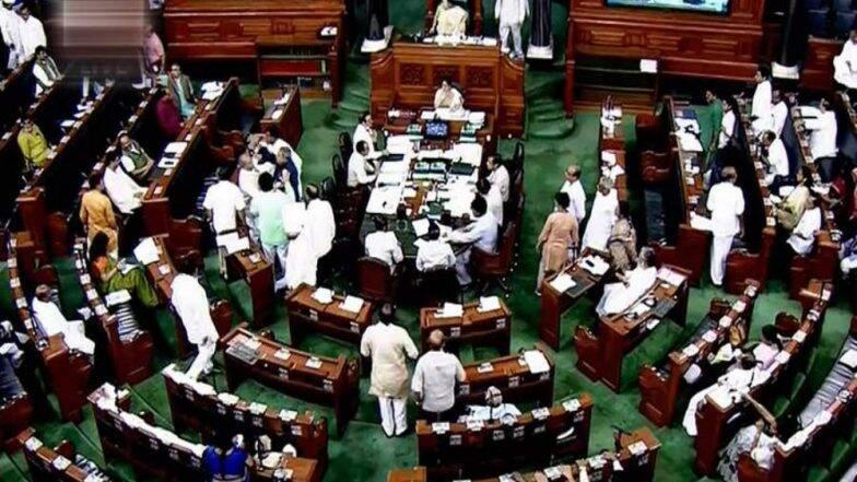 Lok Sabha: मोठ्या गदारोळात संसदेत सादर झाले ट्रिपल तलाक विधेयक; काँग्रेस, सपा, एमआयएमने केला तीव्र विरोध