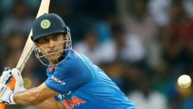 IND vs PAK, ICC CWC 2019: मॅन्चेस्टर सामन्यात राहुल द्रविडचा हा विक्रम मोडण्याची एम एस धोनीला संधी