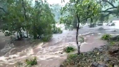 Maharashtra Monsoon Update: मुंबई शहरासह उर्वरीत महाराष्ट्रात वरुनराजा बरसला; पाहा कोणकोणत्या ठिकाणी पडला पाऊस