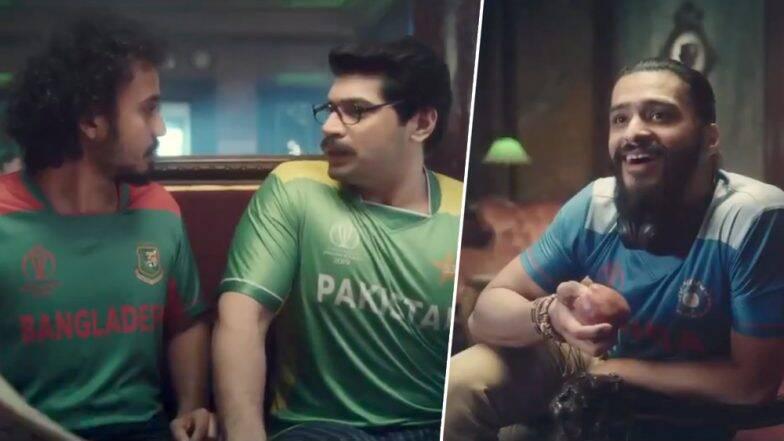 India vs Pakistan ICC World Cup 2019:  बाप रे बाप! Father's Day चा संदर्भ देत भारत विरुद्ध पाकिस्तान मॅच साठी Star Sports ने शेअर केला हटके प्रोमो (Watch Video)
