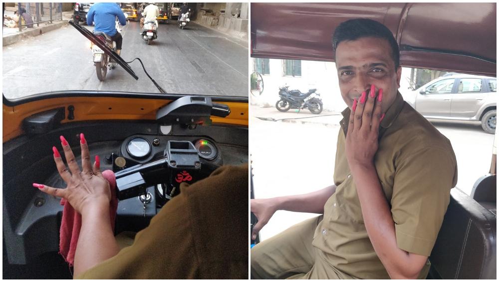 मुंबईची रिक्षावाली मंजू सोशल मीडियात व्हायरल; ती म्हणते 'तृतीयपंथीय असले म्हणून काय झाले? मी कमावते कष्टाची भाकरी!'