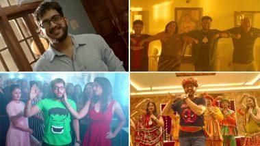 Nachya Got A Girlfriend Song: अमेय वाघ आणि रसिका सुनील यांचं 'गर्लफ्रेंड' सिनेमातील पहिलं धमाकेदार गाणं (Watch Video)