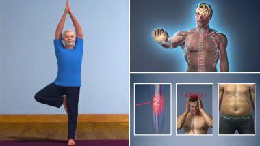 International Yoga Day 2019 निमित्त पंतप्रधान नरेंद्र मोदी यांची Yoga Videos च्या माध्यमातून जनजागृती; वृक्षासनाचे महत्त्व सांगणारा व्हिडिओ केला शेअर