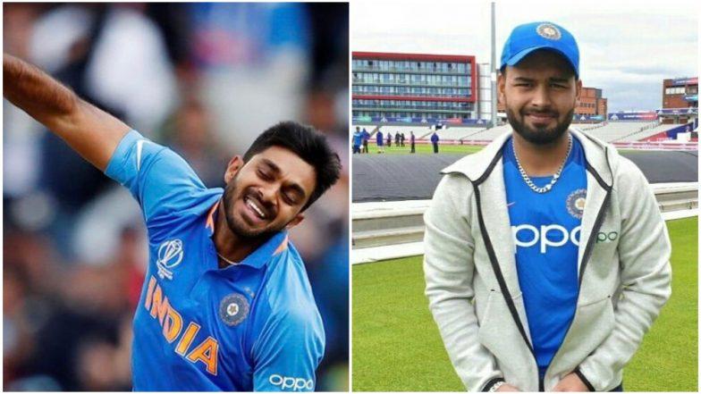 ICC World Cup 2019: रिषभ पंत की विजय शंकर? अफ़ग़ानिस्तान विरुद्ध Team India च्या प्लेइंग XI मध्ये कोणाला मिळणार संधी, जाणून घ्या