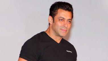 Salman Khan च्या मागील संकटांचा ससेमिरा काही संपेना, ज्येष्ठ पत्रकाराने केली सलमान विरोधात दाखल केली तक्रार, पाहा नेमकं झाले काय?