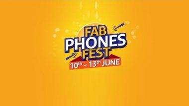 Amazon Fab Phone Fest उद्यापासून सुरु; 'या' स्मार्टफोन्सवर मिळेल जबरदस्त डिस्काऊंट
