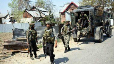 जम्मू-काश्मीर: शोपियाँ जिल्ह्यात एका दहशतवाद्याचा खात्मा करण्यात सुरक्षारक्षकांना यश