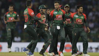 IND vs BAN 2019: भारत दौऱ्यासाठी नवीन बांग्लादेश संघ जाहीर; शाकिब अल हसन वर बंदीनंतर 'या' खेळाडूंना मिळाली टी-20 आणि टेस्टकर्णधारपदाची जबाबदारी