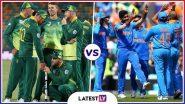 IND vs SA 3rd T20I:क्विंटन डी कॉक च्या तुफानी खेळीने टीम इंडिया बॅकफूटवर; 9 विकेट्सने दक्षिण आफ्रिका विजयी, मालिका 1-1 ने ड्रॉ