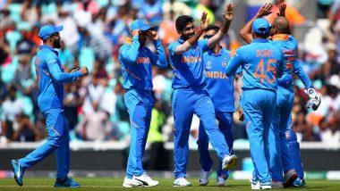India vs Bangladesh, CWC 2019: बांग्लादेश ला हरवत टीम इंडिया सेमीफायनलमध्ये; हार्दिक पंड्या, जसप्रीत बुमराहचा तडाखा
