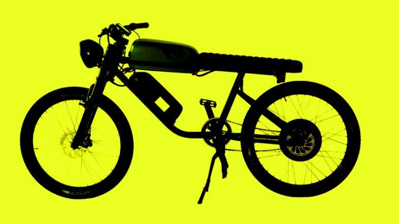 पॅडल न मारताही तब्बल 65 km चालते ही सायकल; कुलूप नव्हे, पासवर्ड टाकल्यावर होते लॉक-अनलॉक