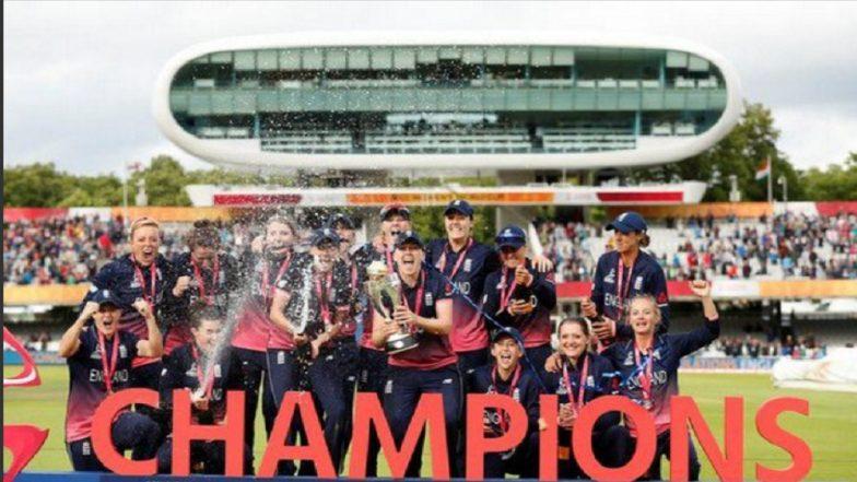 ICC Women's Cricket World Cup 2021 स्पर्धेच्या तारखा जाहीर; न्युझीलंडमध्ये रंगणार महिला क्रिकेट विश्वचषक