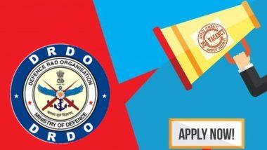 7th Pay Commission: संरक्षण मंत्रालय अंतर्गत येणाऱ्या DRDO मध्ये सरकारी नोकरीची संधी, सातवा वेतन आयोग नुसार मिळणार घसघशीत पगार